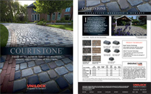 Unilock Courtstone Catalog