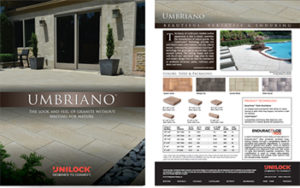 Unilock Umbriano Catalog